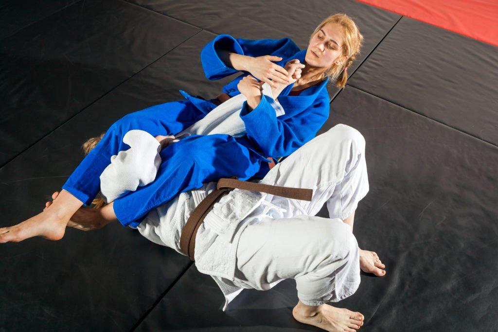 jujitsu sparring